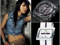 BoAモデル時計 日本限定発売の画像