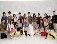 少女時代&2PM 制服カップルになるの画像