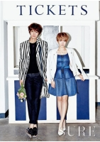 """""""親友""""チョン・ジュンヨン&ユンナ、カップル画報を公開の画像"""