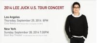 イ・ジョク、来月米国でツアーコンサートの画像