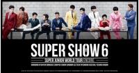「SUPER JUNIOR」、「SUPER SHOW6」アンコールコンサート開催! イェソンも合流の画像