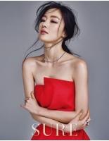 """ソナ(Secret)、グラビアで魅力発散""""真っ白な肌の誘惑""""の画像"""