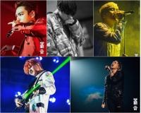 「BIGBANG」の新曲「花道」、チャート制覇の画像