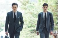 新ドラマ「Suits」、チャン・ドンゴン×パク・ヒョンシクの共演にかかる期待の画像