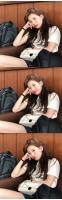 スジ(元Miss A)、SNSでキュートな3段変化の表情を公開の画像