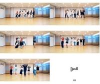 "「CLC」、「Devil」ダンスの練習映像を公開…""中毒性のあるパワフルなパフォーマンス""の画像"