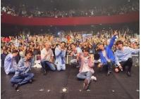 「PENTAGON」、初のワールドツアーのヨーロッパ公演終了の画像
