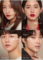 ハニ(EXID)&ファン・スンオン&ぺ・インヒョク&イ・ジョンウォン、ドラマ「XX」メインポスター公開の画像