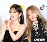 【公式】「Red Velvet」アイリーン&スルギ、アルバム発売を6月15日から7月に延期の画像