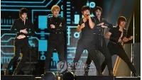 「MBLAQ」がソウルで初コンサート、7千人魅了の画像