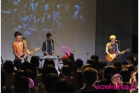 アンコールで客席に乱入?!  「LUNAFLY」ファンとの密着度120%のファンミ&LIVE!の画像
