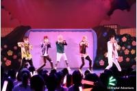 【公演レポ】原宿発がけっぷちボーイズグループ「BEE SHUFFLE」、DJ Hello Kittyとコラボの画像