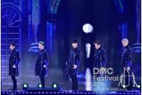 防弾少年団・EXO・INFINITE・Block B・少女時代などの人気K-POPスターが出演したアジア最大の音楽の祭典「DMCフェスティバル」動画配信の画像
