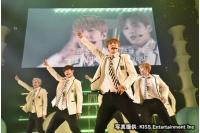 【公演レポ】「SNUPER」、まるで男子校に潜入した気分な日本初単独ツアー「SNUPER 1st LIVE TOUR 2017 ~春よ来いSWINGも恋~」開催の画像