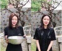 スヨン(少女時代)、アイス・バケツ・チャレンジに参加…ソヒョン&ドン・ヒョンベら指名の画像