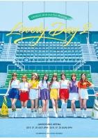 """""""活動中断中""""の「LOVELYZ」JIN、28日開催の韓国ファンミーティングに合流!の画像"""