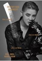 「JYJ」ジュンス、カムバックコンサート「WAY BACK XIA」のポスターを公開!の画像