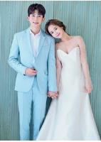 "「U-KISS」のキソプ、チョン・ユナと本日(8/24)結婚""二度と現れない大切な人""の画像"