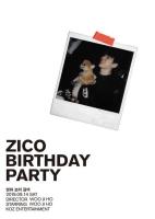 ジコ(ZICO)、誕生日にファン100人と映画館デート「一緒に過ごせて幸せだった」の画像