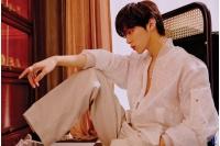 [韓流]ソロデビューのキム・ウソク 「一瞬たりとも緊張緩められない」の画像