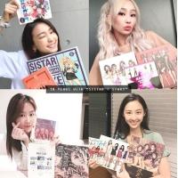 「SISTAR」、デビュー10周年を迎えメンバーたちが感謝のコメント、「一生忘れられない時間」の画像