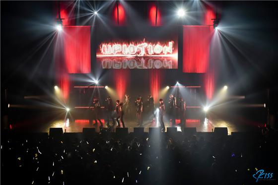 「UP10TION」、日本デビューショーケースの画像