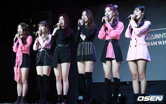 3rdシングル「Dream Wish」発売記念ショーケースを開催した「DreamNote」の画像