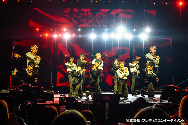 「SEVENTEEN WORLD TOUR ODE TO YOU IN LA」の画像