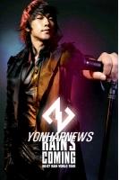 Rainが10月13日に無料公演 4万人を招待の画像