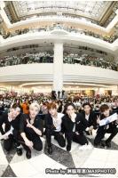 【公演レポ】「B.A.P」池袋フリーライブに2000人殺到! JAPAN 2ND ALBUM「UNLIMITED」発売記念イベント開催!の画像
