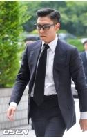【公式】YG側、T.O.P(BIGBANG)は社会服務要員として勤務「誠実に臨むつもり」の画像