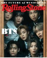 「BTS」、アメリカ「ローリングストーン」の表紙を飾る、アジアの歌手で初の画像