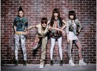 """""""ガールズBIG BANG""""2NE1 今年最高の新人グループに浮上!の画像"""