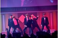 歌とゲームで笑いと感動の「U-KISS」ファンクラブイベント終了、来年リリース曲を早くも披露!の画像