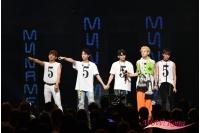 【公演レポ】「MYNAME」、インス入隊前5人でのラストライブ! 感動のフィナーレにメンバーもファンも大号泣!の画像
