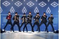 「SUPER JUNIOR」が大阪公演 新曲公開の画像