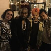 """「BIGBANG」G-DRAGONの""""凄い交友関係""""が話題に! カニエ・ウェストやティルダ・スウィントンもの画像"""