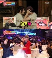 <MBC芸能大賞>ソンジェ(BTOB)&ジョイ(Red Velvet)がベストカップル賞の画像