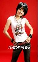 人気歌手ユンナ ソウルでショーケース開催の画像