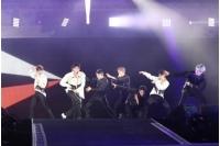 【公演レポ】「EXO」、「Red Velvet」、「NCT127」、「a-nation 2017」(26日)で一夜限りのスペシャルライブ! サプライズゲストで「EXO-CBX」も登場の画像