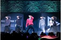 【公演レポ】「A.C.E」、日本ツアーで完全燃焼! 激しいシンクロダンスからバラードまで魅力炸裂のステージの画像