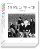 「BTS: Life goes on」がスペシャルエディションとして収録、K-POPマガジン「音楽と平和」創刊の画像