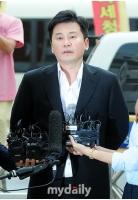 「B.Iの麻薬捜査もみ消し」ヤン・ヒョンソク元YG代表、公判準備手続き終了の画像