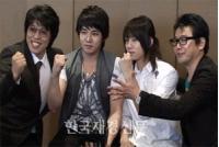 <Super Junior>カンイン&ヒチョル  『XANADU』ミュージカル初挑戦!の画像