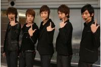 「SM☆SH」日で新シングル発売記念ライブの画像