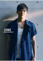 「JYJ」ジュンス双子の兄JUNO、初の写真集「JUNO」発売&握手会開催!の画像