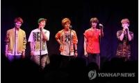 「SHINee」 日デビュー記念公演を開催、ファンと交流の画像