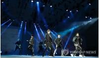 蚕室体育館で「EXO」カムバックショー」開催への画像