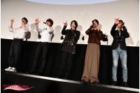 【イベントレポ】「SUPERNOVA」、日本デビュー10周年記念映画初日舞台あいさつに登壇! ファンやスタッフに感謝の画像