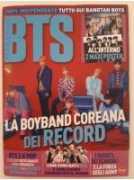 [韓流]BTS専門誌 イタリアで創刊の画像